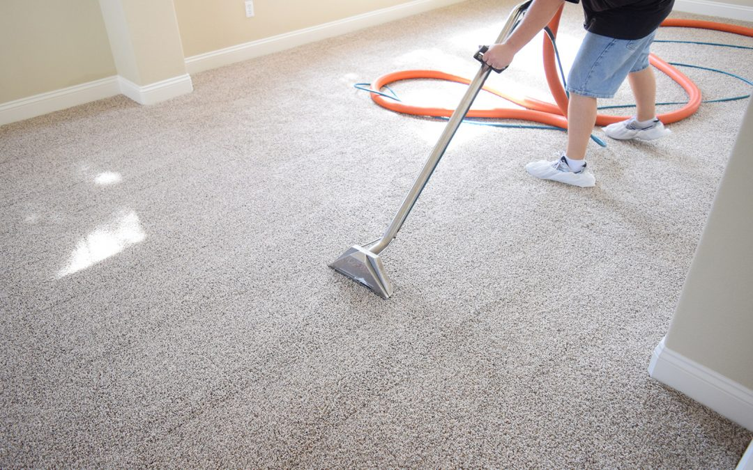 Strength, Safety and Sanitation: Carpet Steam Cleaning the Right Way